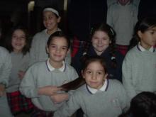 Charla en la Escuela Nuestra señora de Guadalupe