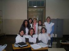 Charla en el Profesorado Santísimo Rosario
