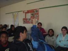 Charla en Escuela Nuestra Señora de Itaty