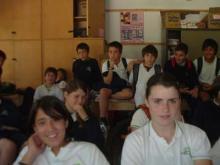 Charla en el Colegio Del Sol