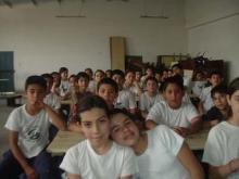 Charla en Escuela Santa Isabel de Hungria