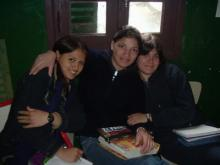 Charla en Escuela Lisandro La Torre
