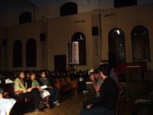 Charla en Escuela Maria Auxiliadora