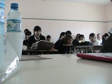 Charla en Escuela Santa María Goretti
