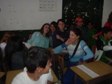 Charla en Escuela Provincia de Córdoba
