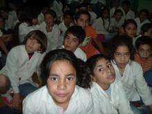 Charla en Escuela República del Paraguay