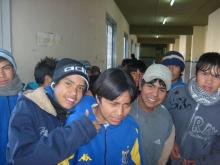 Charla en la Escuela Nº 1344 Taigoye