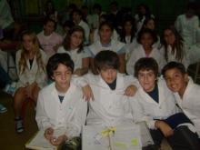 Charla en la Escuela José Manuel Estrada