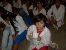 Charla en la Escuela Nº 1254 Almirante Tomás Espora
