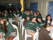 Charla en el Colegio San Francisco de Asís