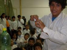 Charla en la Escuela Nº 1254 Almirante Tomás Espora (2)
