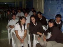Charla en el Colegio San Francisco de Asís (2)
