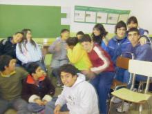 Charla en la Escuela Especial D.I.N.A.D