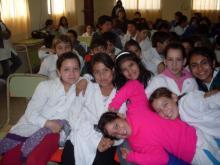 Charla en la Escuela Nº Nº 132 Asamblea Año XIII
