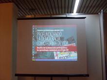 """Congreso Internacional Rosario 2010 """"Profundizando la democracia como forma de vida"""""""