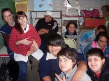 Charla en la Escuela Especial Betharram