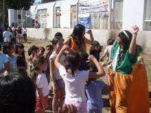 Día del Niño en Mangrullo 2009