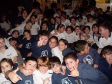 Charla en la Escuela María Madre de la Iglesia
