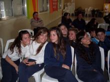 Charla en la Escuela María Madre de la Iglesia (secundaria)