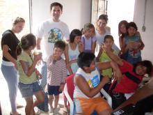 Charla en la ONG Causa y Efecto