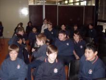 Charla en la Escuela Nº1315 Cooperación