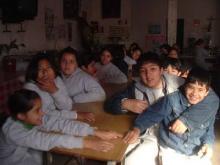 Charla en Escuela María Madre de la Civilización del Amor