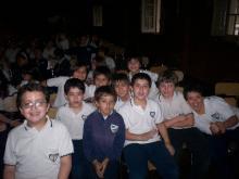 Charla en Escuela Santísimo Rosario