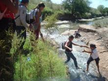 Caminata Arroyo Ludueña 2011