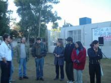 Celebracion del Día del Medioambiente en Cortada Mangrullo