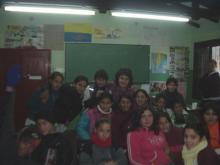 Charla en Escuela Provincial Nº 6398